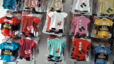 Большой выбор детских футболок, шорт и в Бишкек