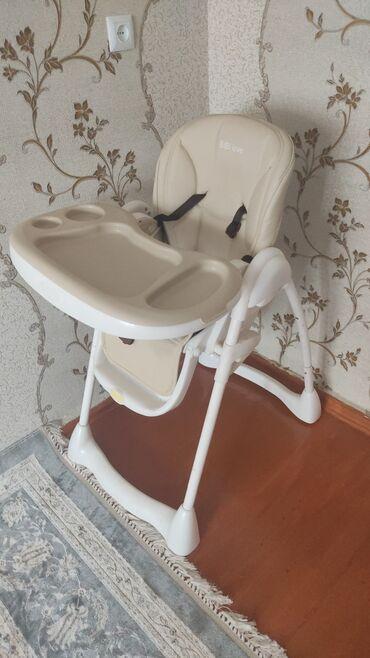 Другие товары для детей - Кыргызстан: Продаю стульчик для кормления фирмы BIBI LOVEв отличном состоянии