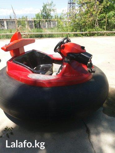 оборудование для парков, продаю Атракционы: Автодром челеджер 7 машино в Каракол