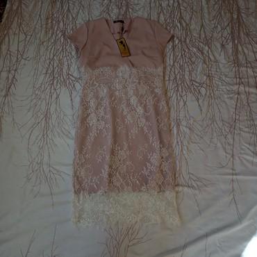 Женская одежда в Балыкчы: Новое красивое платье размер 44-46, отдам за 300
