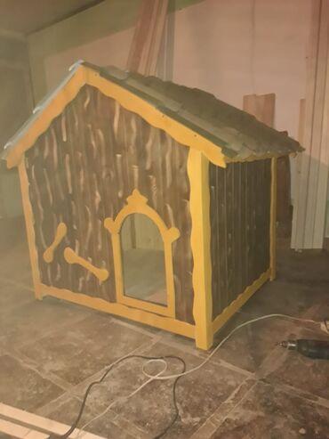 92 elan | HEYVANLAR: Böyük və geniş it evlərinin hazırlanması, Satışı, bu it evi hal hazırd