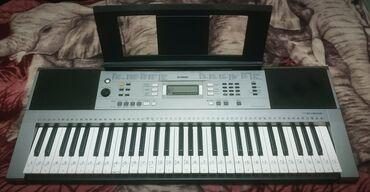 Продаю синтезатор Yamaha PSR E353 в очень хорошем состоянии. Всё
