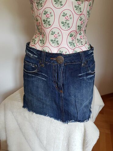 Suknja patrizia - Srbija: Nova teksas suknja, velicina S - M