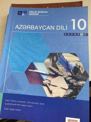 Az dili 10 cu sinif 4 azn təzədir