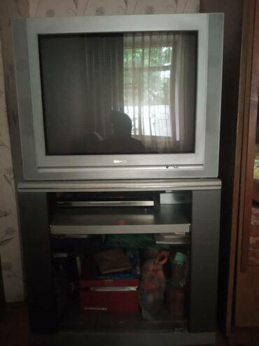 телевизор диагональ 72 в Кыргызстан: Телевизор beko. Оригинал. документы все есть. диагональ 72. все работа