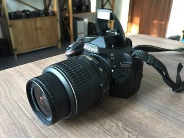 Продаю! Зеркальный фотоаппарат Nikon D3200 в Бишкек