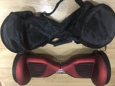 Segway smart balance çantası hədiyyə işləyir. Uşaq bir iki dəfə