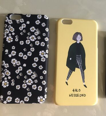 чехлы для iphone 4 в Азербайджан: IPhone 6 plus ucun case, her biri 4 azn ve yeni
