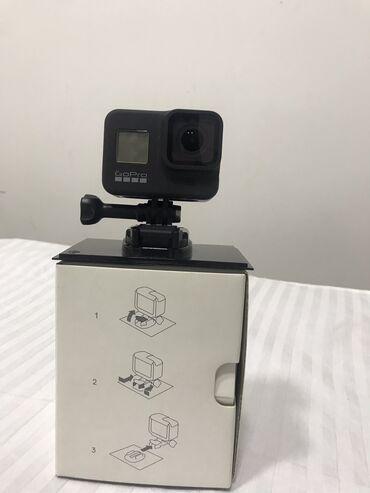 Продаю экшн камеру GoPro 8 Black, новая. С гарантийным талоном