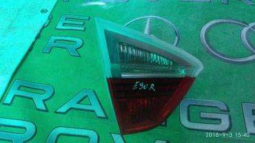 бмв 5 бу в Кыргызстан: Задний правый стоп на Бмв Е90 с Крышки багажникаАвтозапчасти бу