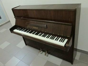 Pianino - Avropa istehsalı professional Akustik və Elektron piano