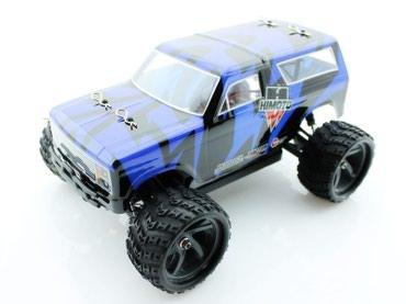 Р/У монстр Himoto Tracker 4WD 2.4G 1/18 RTR + Ni-Mh и З/У в Бишкек