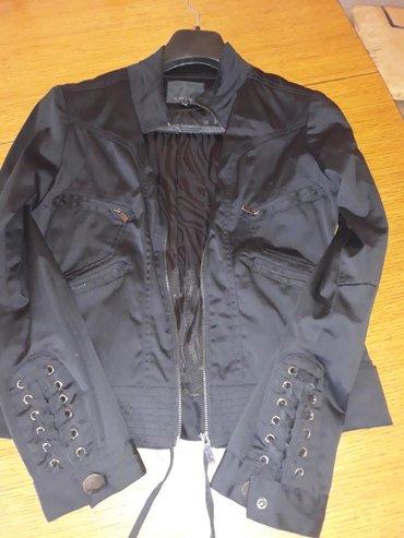 Satenska zenska jaknica sa pertlama 1000 din vel.38