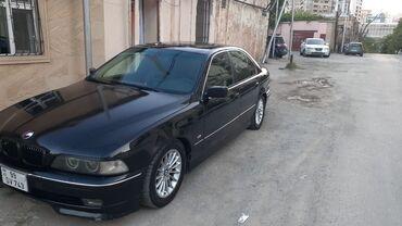 bmw m5 4 4 m dkg - Azərbaycan: BMW 525 2.8 l. 1998 | 80000 km
