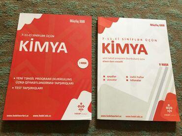 kimya - Azərbaycan: Kimya Hədəf kursu test tapşırığı - 10 AZNKimya Hədəf qayda kitabı - 7