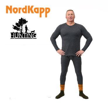 термобелье кальсоны в Кыргызстан: Термобельё мужское Hunting AVI-Outdoor NordKapp является двухслойным