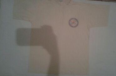 Продаю бежевую футболку пойдет как девушкам так и на мальчиков
