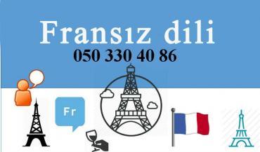 fransiz dili - Azərbaycan: Fransiz dili kursu ferdi 130 qrup 80 manat sifirdan mukemmel seviyye