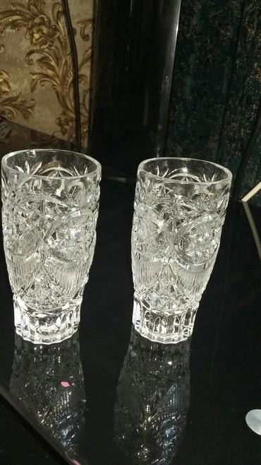 xrustallar - Azərbaycan: Xrustal salfetka qabi