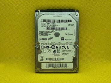 Samsung 750 Gb ST750LM022100% sağlam, göstəricilər şəkildə