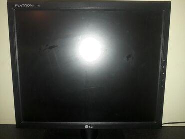 2007-ci il LG monitor Şəkidədir