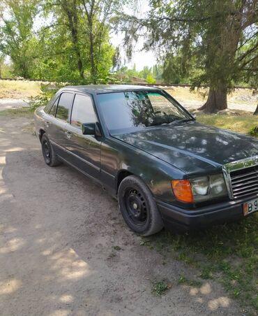 книга для чтения 6 класс симонова в Кыргызстан: Mercedes-Benz 200-Series 2 л. 1989
