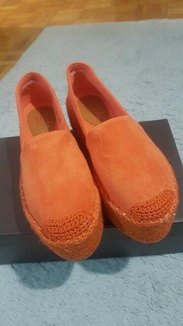 Ženska obuća | Crvenka: POTPUNO NOVE NARANDŽASTE ESPADRILE BR.36 (PRAVI)