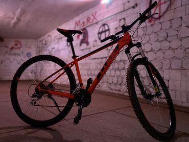 Велосипеды - Кыргызстан: CUBE AIM SL тип тормозов——дисковый гидравлическийдиаметр колеса——29