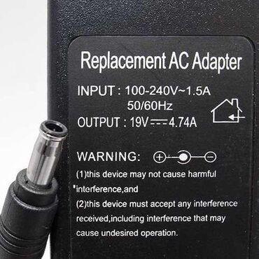 Adapteri | Borca: Punjač za Samsung Laptopove sa iglicom.5.5x3.0mmIma dva modela 3.16A i