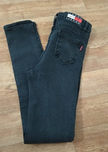 женские джинсы 26 размер в Кыргызстан: Джинсы женские, скинни, 26 размер, немного утеплённые, состояние
