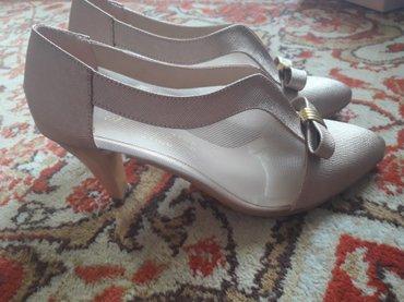 Продаю  новые турецкие туфли 37 размер. привезла с турции. в Бишкек
