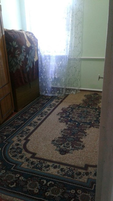 Сдаю ком. с подселением в частном доме  для девушке р-н Зап. автовокза в Бишкек