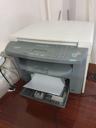 МФУ 3в1,принтер, сканер, ксерокс, (б/у) в хорошем состоянии.картридж н