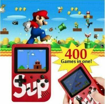 335 oglasa   VIDEO IGRE I KONZOLE: Konzola za igranje Gameboy + DzojstikCena 1990 rsd400 popularnih