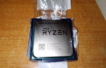 Процессора от AMD  AMD RYZEN 5 3600  AMD RYZEN 7 2600x - 9800 сом  Про