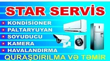 Bakı şəhərində Məişət texnikalarının təmiri servisi buyurun əlaqə saxlayın.