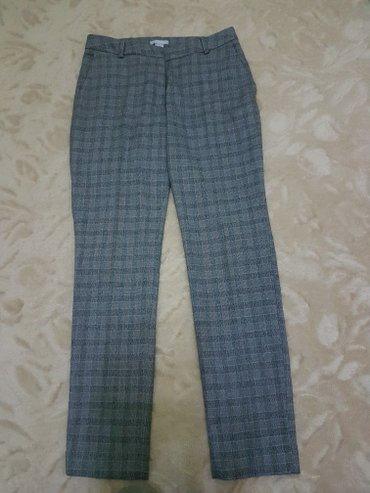 """детские демисезонные брюки в Азербайджан: Классические брюки от """"H&M"""" 36-38 размера, новые"""