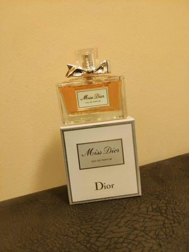 Bakı şəhərində Miss Dior.Parfumdur Sabinada 227 azn dir,1 dəfə prob kimi istifadə