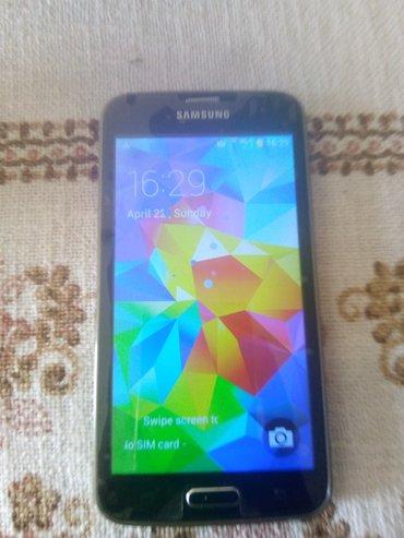 Mobilni telefoni - Sabac: Samsung galaxy S5 u dobrom stanjumalo koriscenprodajem ga zbog
