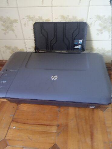 hp принтеры в Азербайджан: Printer HP printer.Hər şeyi işləyir kartici(içinin rəngləri)