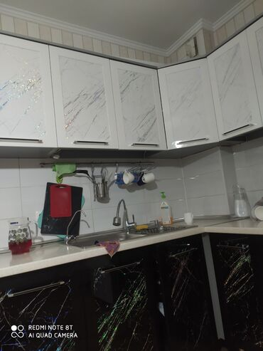 снять квартиру с подселением in Кыргызстан | ДОЛГОСРОЧНАЯ АРЕНДА КВАРТИР: 2 комнаты, 45 кв. м, С мебелью