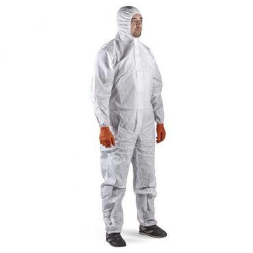 Медицинская одежда - Кыргызстан: ETA SAFETY JPC60 – Защитный комбинезон Jeta Safety из нетканого