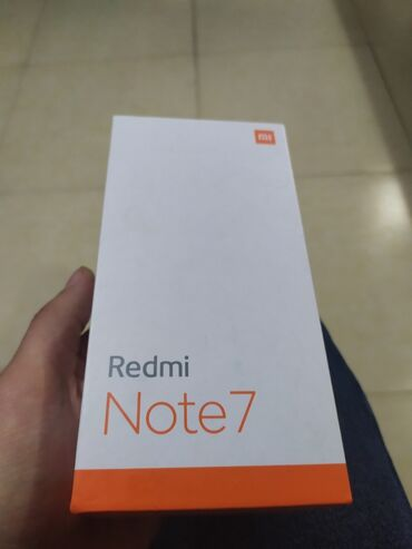 Xiaomi - Кыргызстан: Б/у Xiaomi Redmi Note 7 64 ГБ Красный