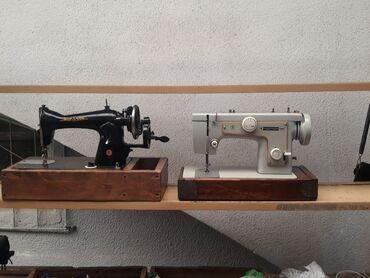 Срочно продаю 2 швейных машин! По 2500 Механичиские! Работают отлично!