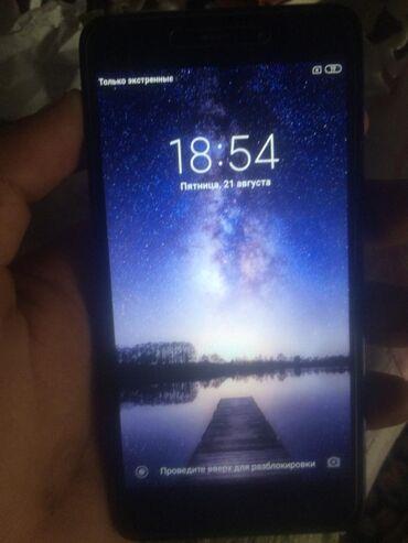 31 10 волга в Ак-Джол: Б/у Xiaomi Redmi 4A 16 ГБ Черный