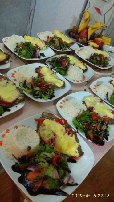 повар на выезд в Кыргызстан: Повар на выездВсе виды мероприятияГотовим на любой вкус