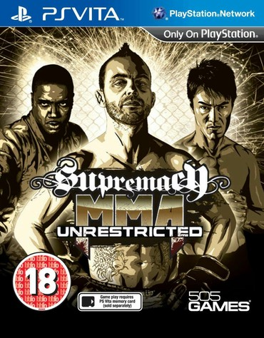 PS Vita (Sony Playstation Vita) в Кыргызстан: Продаю игры для ps vita.Supremacy MMAписать в лс и телеграм по