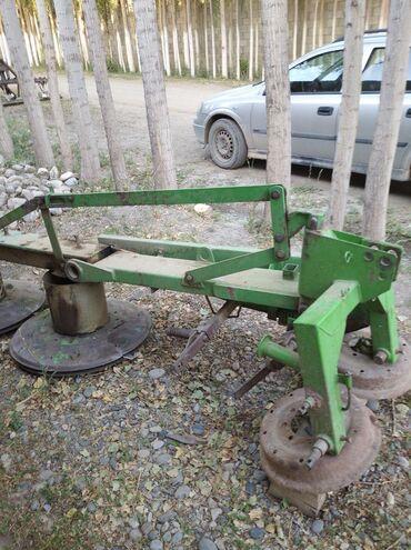 Транспорт в Баткен: Сельхозтехника