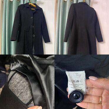 Продаю зимнее шерстяное пальто в размере S производство Турция г