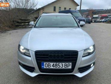 Audi A4 2 l. 2009 | 137700 km